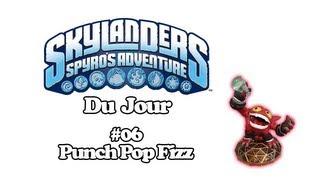 Skylander du jour #006 : Punch Pop Fizz