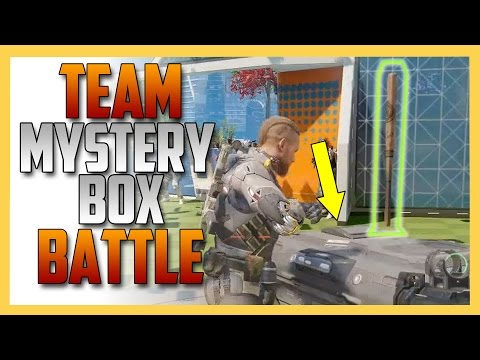 Mystery Box Team Battle! Good luck on your weapon rolls! | Swiftor