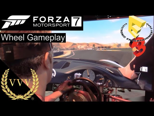 Forza  Motorsport 7 Second Run, Factory Settings, Porsche 991 GT2 RS