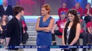 Cielo Che Gol - 21 aprile 2013 - Romeo e Giulietta  Ama e cambia il mondo