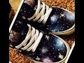 How to make Galaxy Vans/shoes