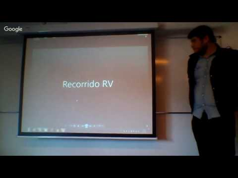 Cimne Coffe talk: Virtual Reality Technologies in Architecture and Engineering