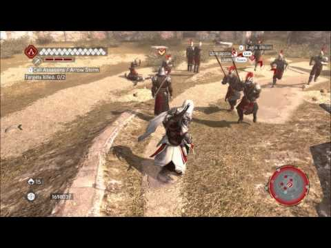 Assassin's Creed Brotherhood Memory Sequence Eight part 3 of 3 Spamming the Apple