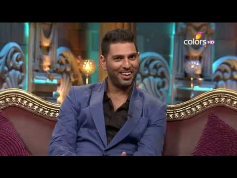 The Anupam Kher Show - Yuvraj Singh - Episode No: 11 - 14th September 2014(HD)