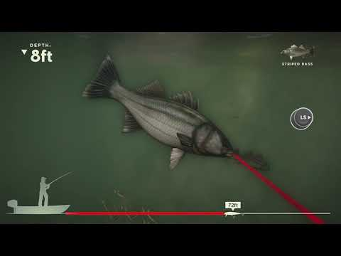 Rapala Fishing Pro Series : Where The Legedary Striped Bass Spawns On Grand Lake O' The Cherokees