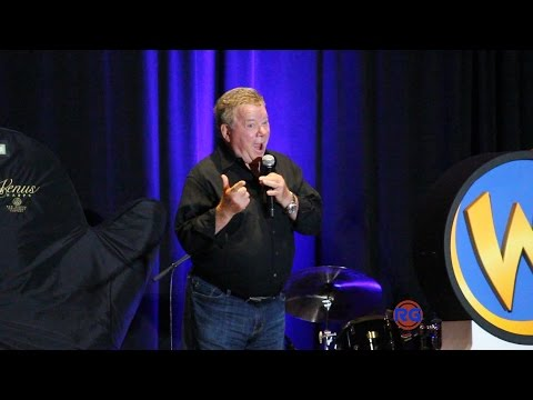 William Shatner - Better Late Than Never and Terry Bradshaw