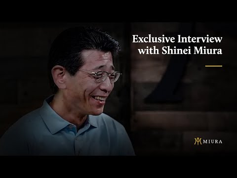 Shinei Miura Sits Down With Bill Holowaty For An Exclusive 1 On 1 Interview
