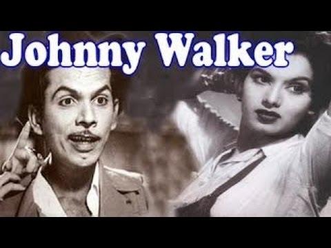 Johnny Walker || 1957 Full Hindi Movie || Comedy Movie