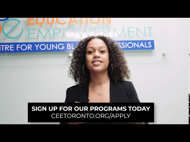 Welcome To CEE Centre For Young Black Professionals