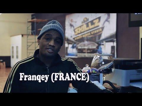 Popping dance workshop with Franqey (France) @SKILLZ studio