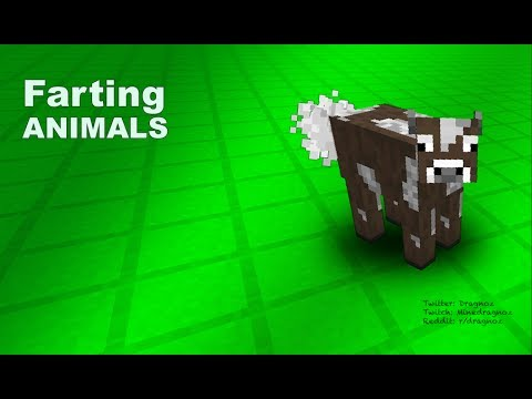 how to make cows follow you in minecraft