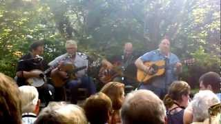 """""""Black Mountain Rag"""" ~ Kruger Brothers @ Jones House Boone NC (Doc Watson Day)"""