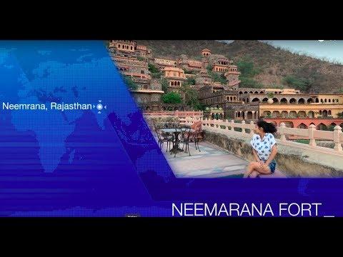 #neemrana #fort #india #heritage #palace #neemranafort FORT