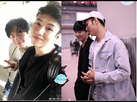 170419【LeoLucas】Dương Nghiệp Minh về đến nhà là cởi sạch_@橘子娱乐 Interview