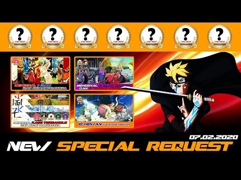 BORUTO UPDATE CHANNEL SPECIAL REQUEST 07 FEBRUARI 2020