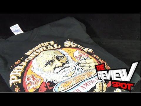 """Collectible Spot - T-Shirt Bordello Darwins """"Primordial Soup"""" T-Shirt"""