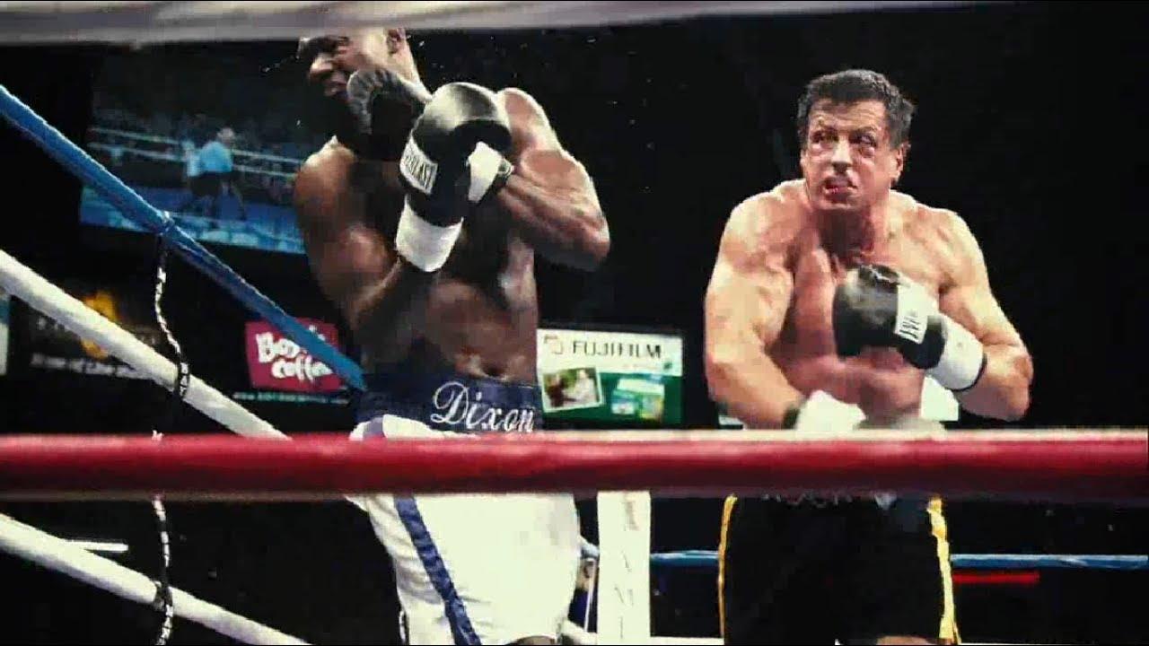Rocky 6 Rocky Balboa Vs Mason Dixon Round Final