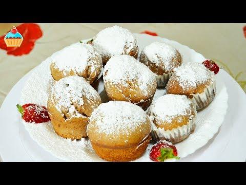 Ну оочень вкусные шоколадные кексы или магдаленки