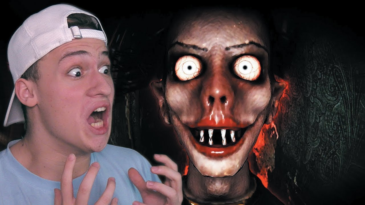 LIVE HORROR ! Jucam EU si VLAD Escape the Ayuwoki