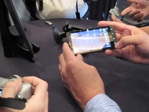 Motorola Droid X: Live from the Unveiling