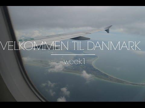 My new life in Denmark - week1