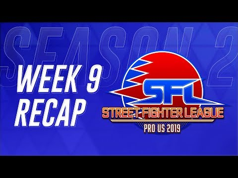 street-fighter-league-(season-2)---week-9-recap