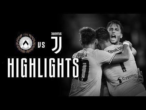 HIGHLIGHTS: Udinese vs Juventus - 0-2   Bentancur scores his first Bianconeri goal