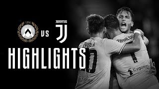 HIGHLIGHTS: Udinese vs Juventus - 0-2 - Serie A - 06.10.2018 | Bentancur nets first goal in Juve win