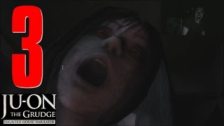 """""""CREEPY DOLL!"""" JU-ON The Grudge: Chapter 3 - Derelict Apartments"""