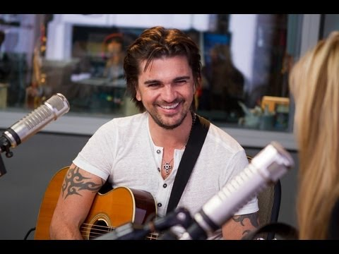 Juanes Thinks Sofia Vergara Is 'Cumbia Sexy' | Interview | On Air with Ryan Seacrest