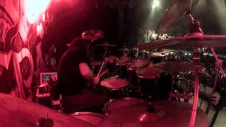 Ricardo Confessori Angra Drum Cam Rio - Winds of Destination