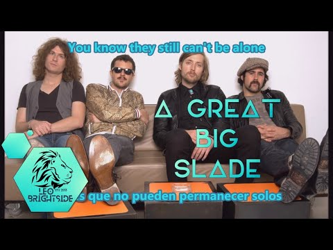 The Killers- A Great Big Sled(Subtitulada Español/Inglés)