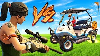 *NEW MODE* SNIPERS vs STUNTERS!! (Fortnite Battle Royale)