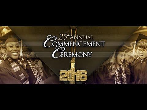 2016 UW Bothell Commencement