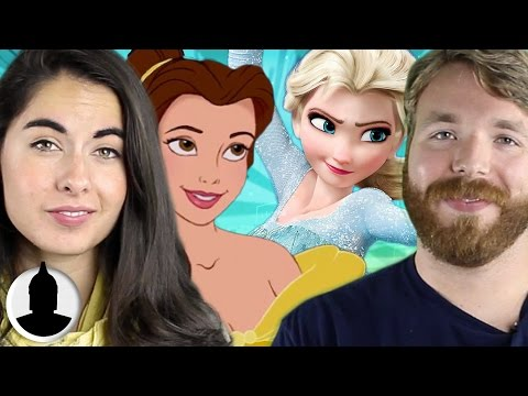 Frozen Family Tree? Frozen & The Beast Theory | Channel Frederator from YouTube · Duration:  3 minutes 36 seconds