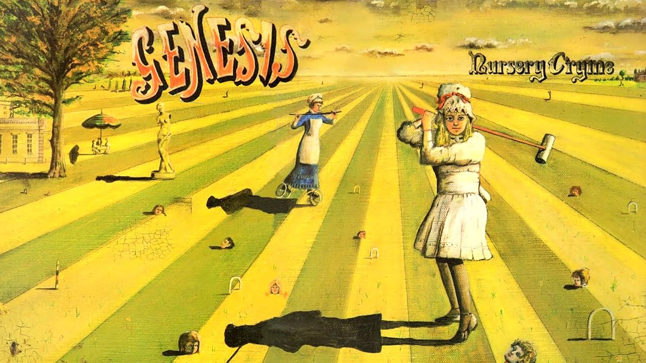 Genesis The Musical Box Youtube