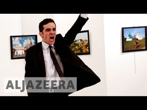 Image of Turkish assassin wins World Press Photo award