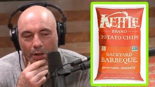 Joe Rogan is Perplexed by Barbecue Potato Chips