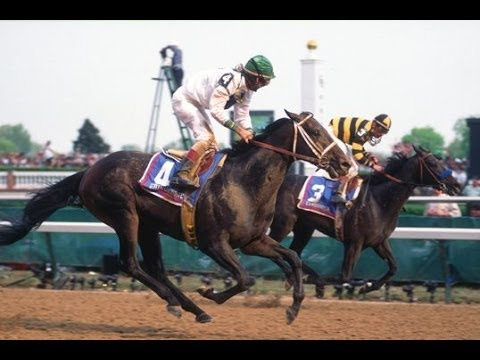 1996 Kentucky Derby : Full ABC Broadcast