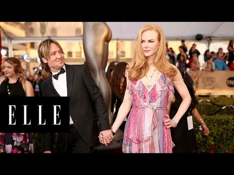 Keith Urban and Nicole Kidman's Cutest Moments | ELLE