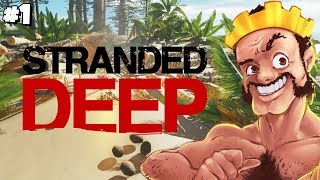 Stranded Deep #1 - Finn Air - Full Stream