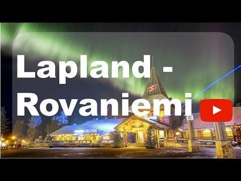 Rovaniemi City of Lapland !