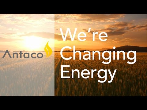 We're Changing Energy | Antaco