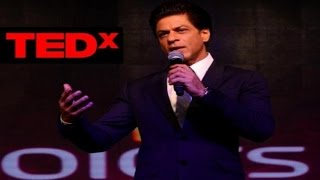 Shah Rukh Khan mesmerises Vancouver audience at TED talk