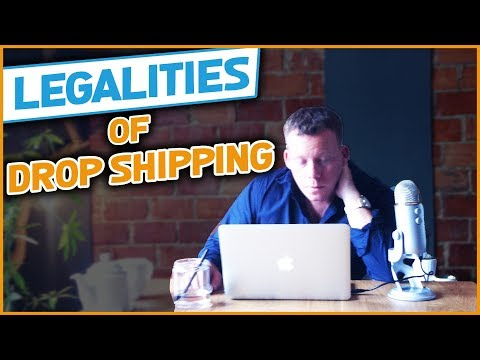 How To Not Get Sued When Drop Shipping! thumbnail