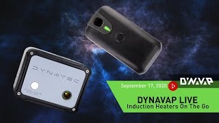 Video: APOLLO 2  ROVER - BATTERY POWERED INDUCTION HEATER - DYNAVAP