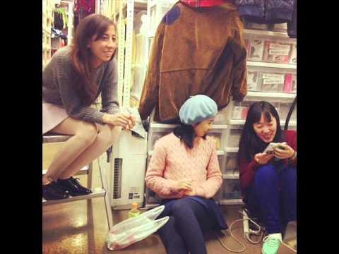 AmericanApparel Japan union 2013 Spring