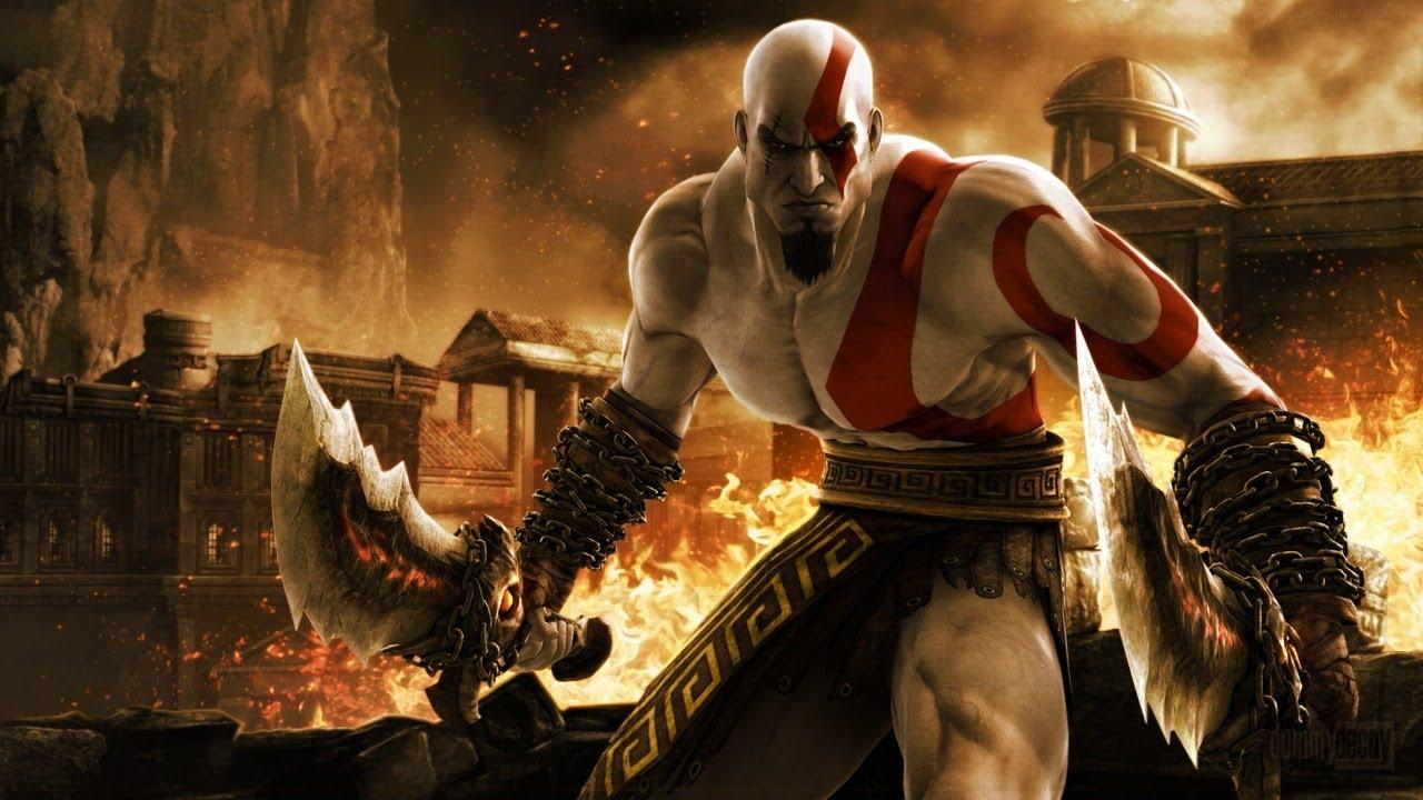 God Of War | SIN MORIR | Modo DIOS | Ps2