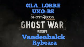Ghost Recon Ghost War w/ UXO-BE and Rybaera | LIVE | PS4 PRO