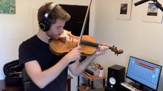 Writing and Recording a Hip-Hop Viola Track with Josh Wareham